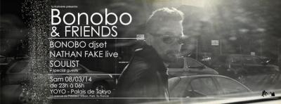 Bonobo & Friends au Yoyo