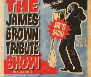 The James Brown Tribute Show à l'Olympia de Paris