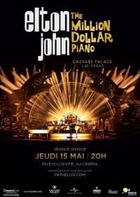 Elton John au cinéma avec The Million Dollar Piano