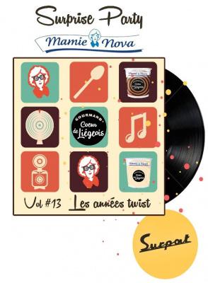 Surprise Party Mamie Nova Au Café A