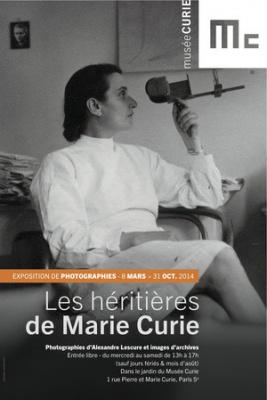 Les héritières de Marie Curie au Musée Curie