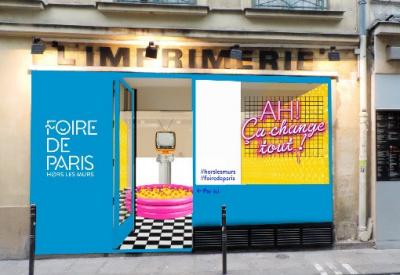 Foire de Paris 2014 Hors les Murs à l'Imprimerie