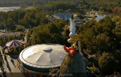 Bon Plan Parc Astérix : enfants gratuits pour l'ouverture de la forêt d'Idefix