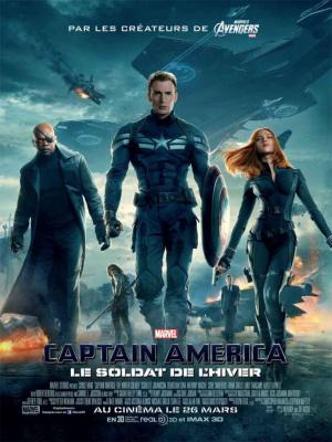 Captain America : le soldat de l'hiver en avant-première au Grand Rex, gagnez vos invits!