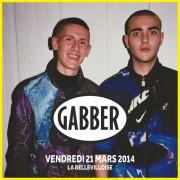 Gabber : A Parkzicht Night à La Bellevilloise