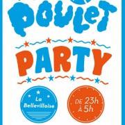 Monsieur Poulet Party à La Bellevilloise