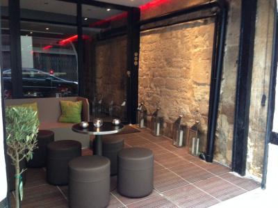UNIQ Lounge : Cocktails & Tapas