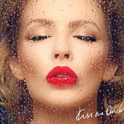 Kylie Minogue en concert à Paris Bercy en novembre 2014