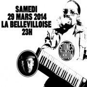 Free Your Funk à La Bellevilloise avec Dam-Funk