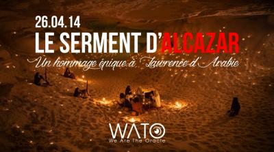 Soirée WATO à Paris : Le Serment d'Alcazar