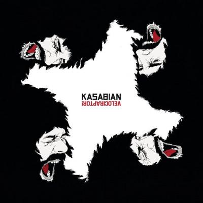 Kasabian en concert au Bataclan de Paris en avril 2014