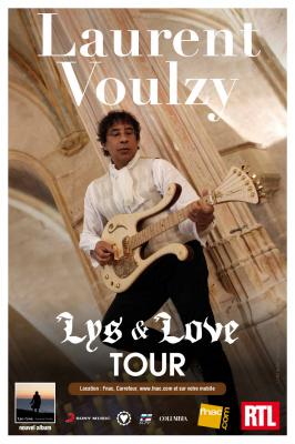 Laurent Voulzy en concert au Château de Vincennes