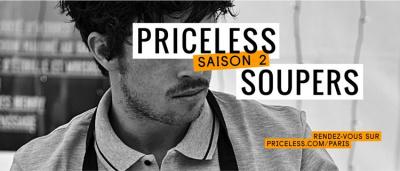 Priceless Soupers, saison 2, au Restaurant Bones