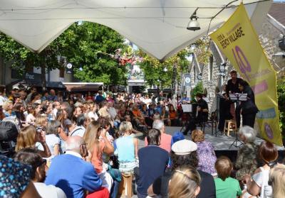 Le Festival Opéra Côté Cour 2014 à Bercy Village