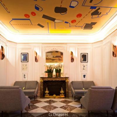 L'hôtel Vernet fait peau neuve