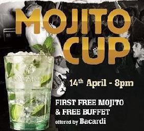 Finale de la Mojito Cup 2014 au Belushi's Bar