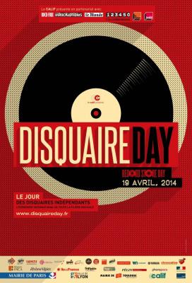 Disquaire Day 2014 : les animations et concerts gratuits à Paris