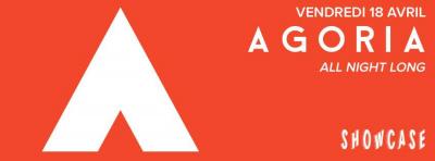Agoria All Night Long au Showcase
