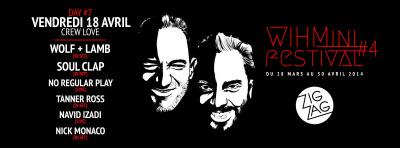 WIHMini Festival 2014 au Zig Zag : DAY 7 avec Wolf + Lamb