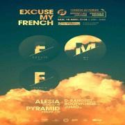 Excuse My French à La Bellevilloise avec Alesia