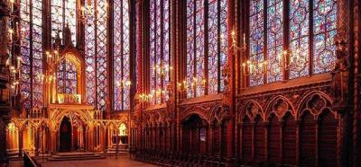Concerts de l'Ensemble Diabolus in Musica à la Saint Chapelle