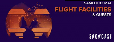 Flight Facilities & Guests au Showcase
