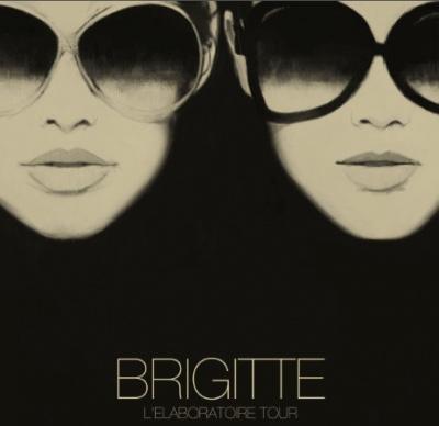 Brigitte en concert unique à La Cigale de Paris en novembre 2014