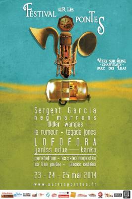 Le Festival Sur Les Pointes 2014 à Vitry-sur-Seine