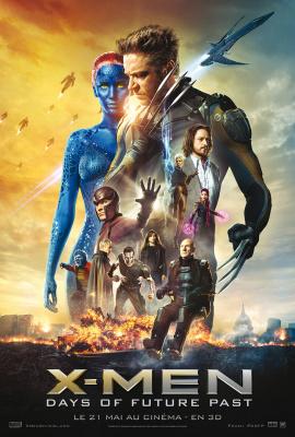 X-Men : Days of Future Past en avant-première au Grand Rex à Paris