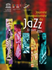 Journée Internationale du Jazz 2014 à Paris