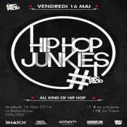 Hip Hop Junkies à La Bellevilloise