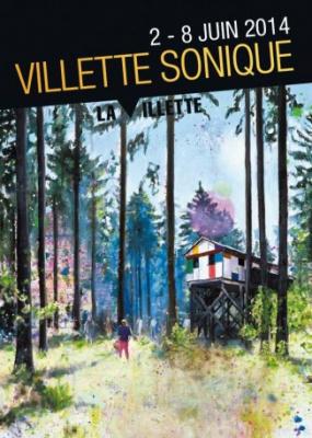 Villette Sonique 2014 au Cabaret Sauvage avec Todd Terje