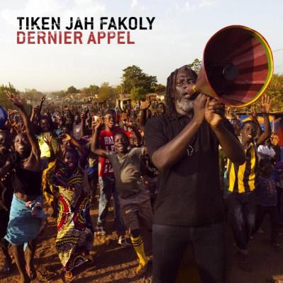 Tiken Jah Fakoly en concert à l'Olympia de Paris en novembre 2014
