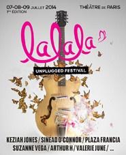 Lalala Unplugged Festival débarque au Théâtre de Paris
