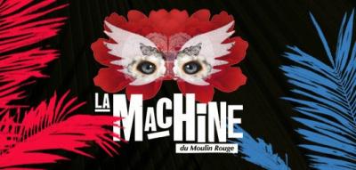 Embrace invite Roche Musique à la Machine du Moulin Rouge