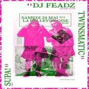Free Your Funk à La Bellevilloise avec DJ Feadz et Twinsmatic