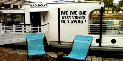 Mad Boat & Mad Garden