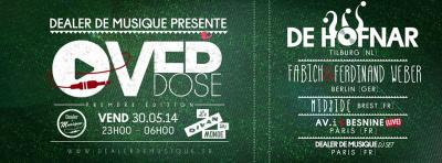 Overdose #1 au Divan du Monde