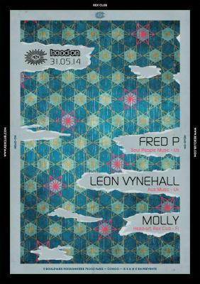 Head On au Rex Club avec Leon Vynehall