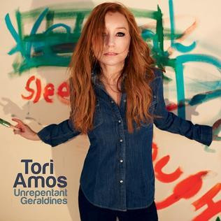 "Sortie du nouvel album de Tori Amos ""Unrepentant Geraldines"""