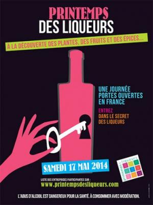 Le Printemps des Liqueurs 2014 en Île-de-France