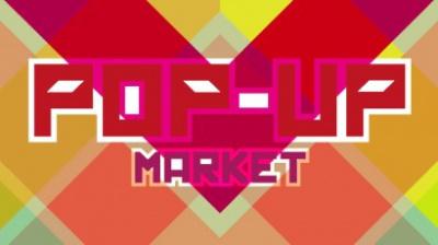 Le Pop Up Market débarque à la Gaîté lyrique