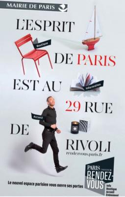 Paris Rendez-vous : le nouvel espace parisien