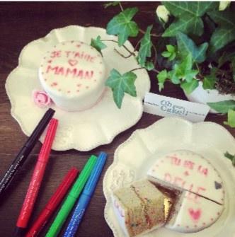 Fête des Mères 2014 by Oh mon Cake !!