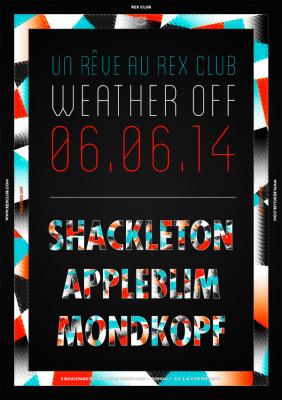Weather Festival Off 2014 : Un Rêve au Rex Club