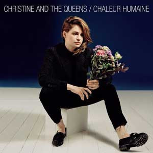 Christine and the Queens en concert à La Cigale de Paris en octobre 2014