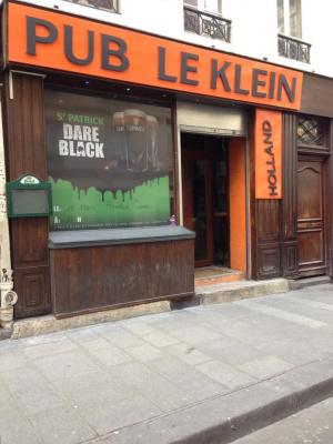 Où regarder la Coupe du monde de football : Café Klein Holland