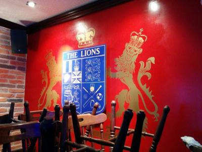 Où regarder la Coupe du monde de football 2014 : The Lions
