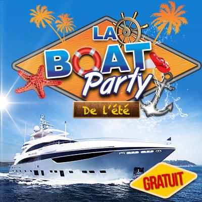 La Boat Party fête de la musique 2014 au Concorde Atlantique