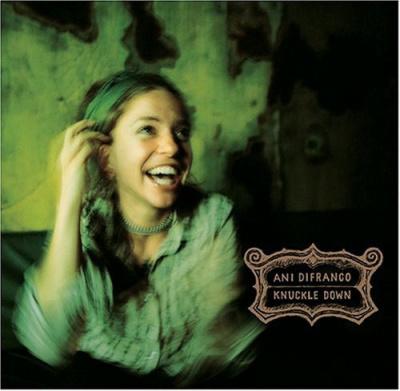 Ani Difranco en concert à l'Alhambra de Paris